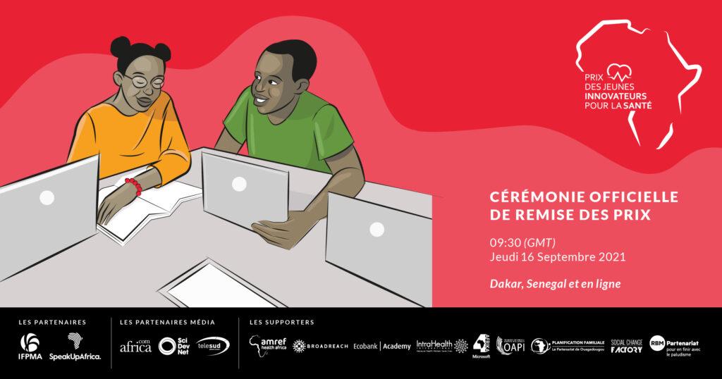 IFPMA et Speak Up Africa présentent les gagnants du Prix des jeunes innovateurs africains pour la santé