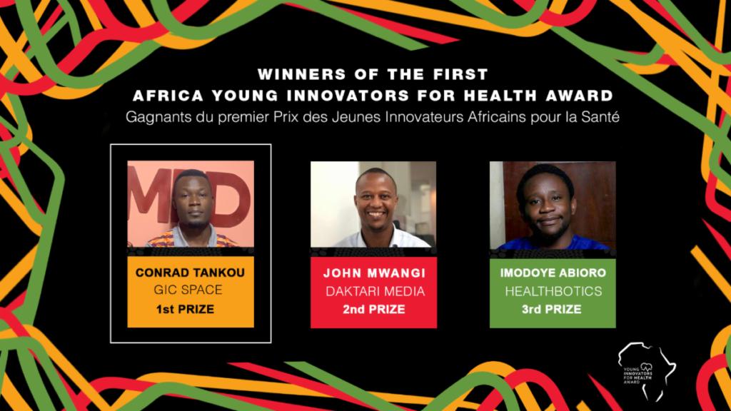 Découvrez la nouvelle génération d'innovateurs africains de la santé